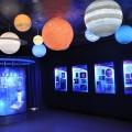 太阳系八大行星模型