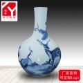 景德镇陶瓷仿古手绘花瓶