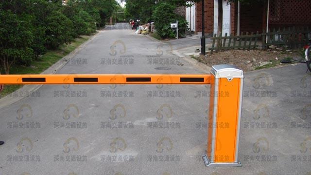 自动挡车器 停车场道闸 直杆道闸机