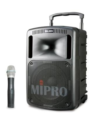 咪宝MIPRO MA-808 旗舰扩音机