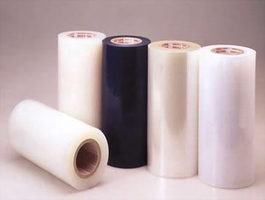 PVC网格保护膜厂家 PVC光面保护膜