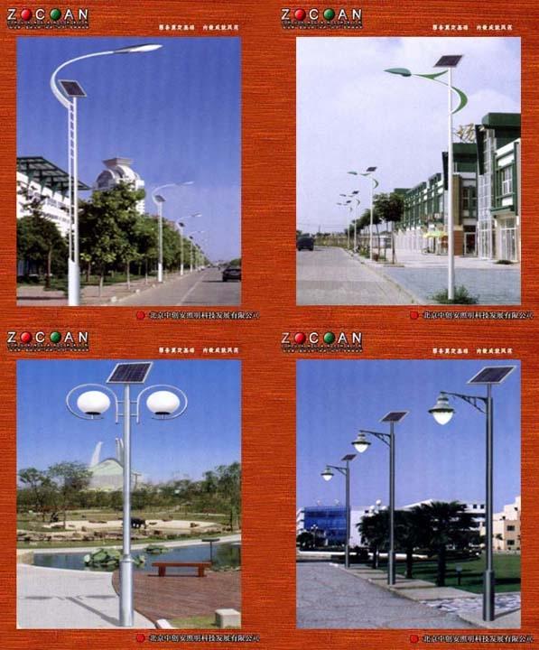 北京高杆灯 监控杆 道路灯 庭院灯