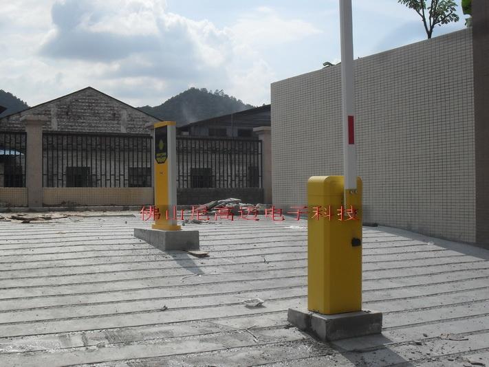 中距离读卡停车场,小区停车场大门刷卡道闸