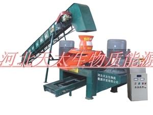 供应环模式玉米秸秆压块机