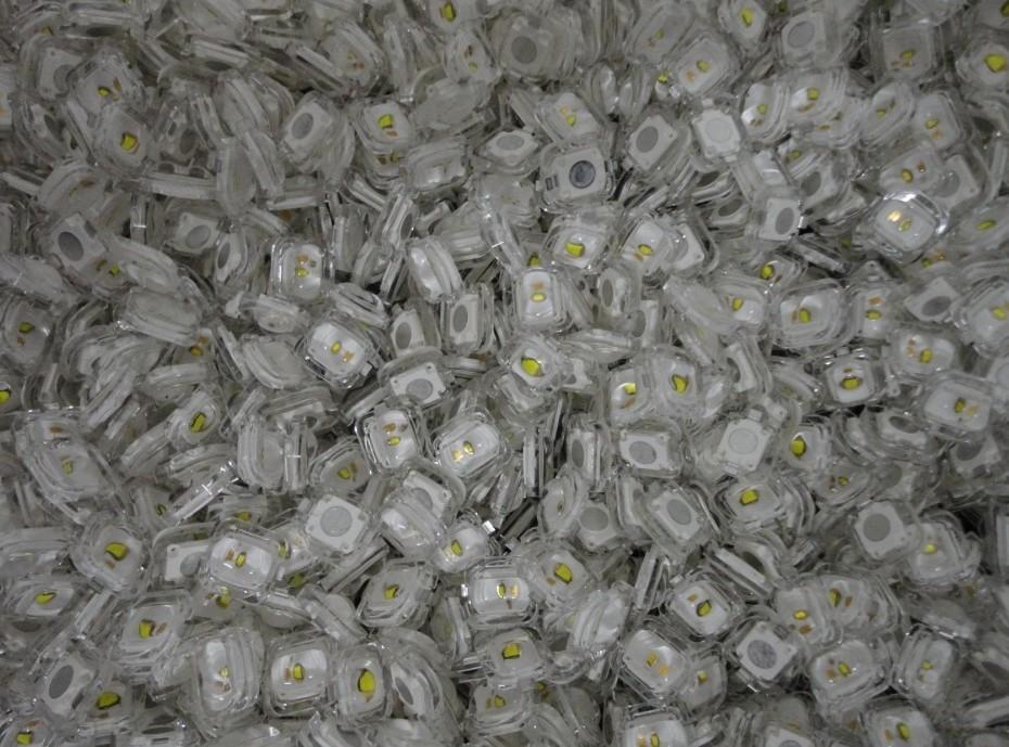 供应原装进口欧司朗大功率LED