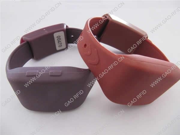2.45GHz腕带式有源RFID标签