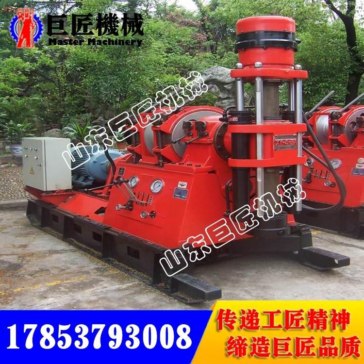 XY-4岩心钻机 山东取芯千米钻机车载式水井勘探钻机价格