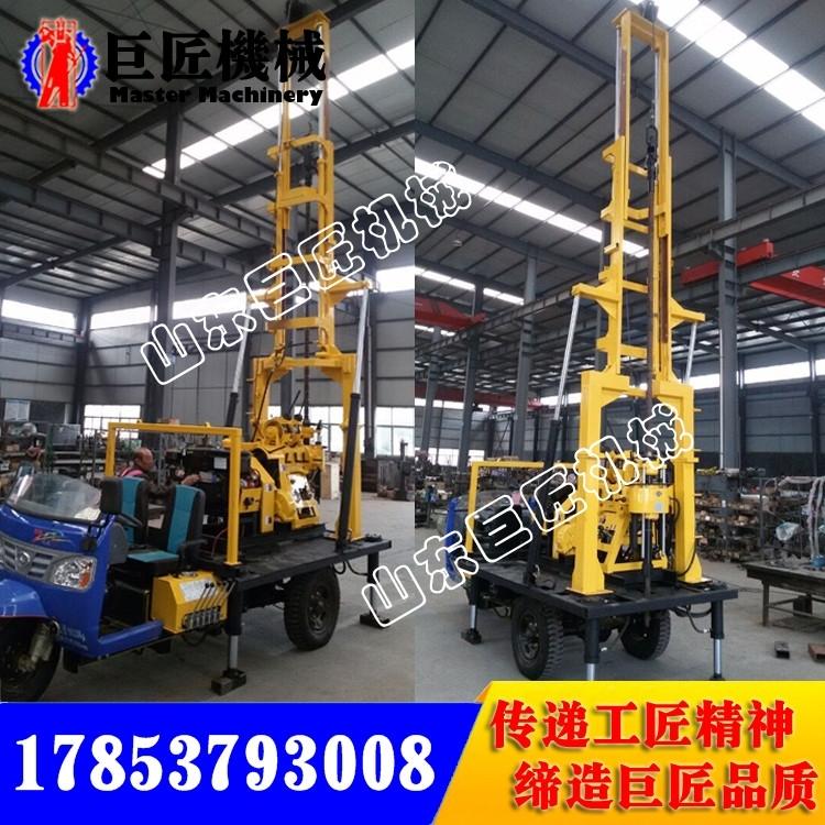 XYC-200A三轮车载水井钻机 地质勘探质优价廉售后无忧