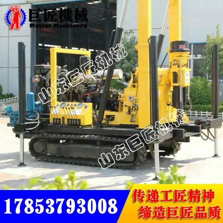 XYD-3履带式水井钻机  坑道专用600米其他地矿勘探