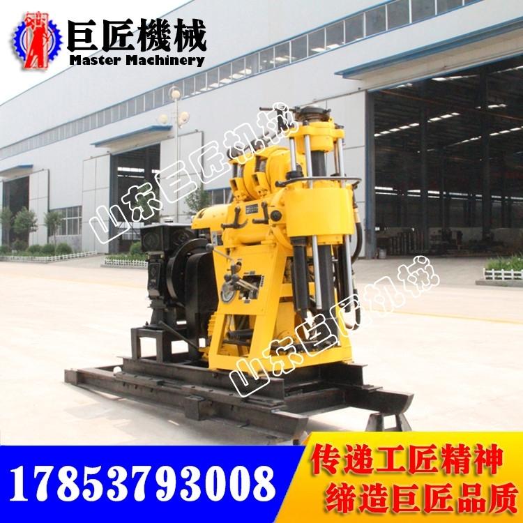 HZ-130YY液压水井钻机 可移机液压水井钻机