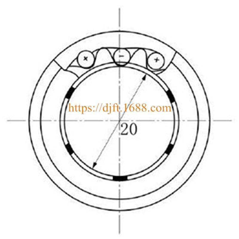 LM20UU直线运动轴承长度有30、38、42、45、80mm五种,欢迎您来选购